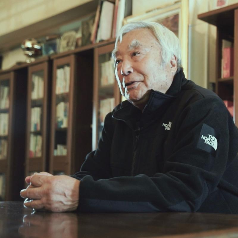 プロスキーヤー・登山家 三浦雄一郎